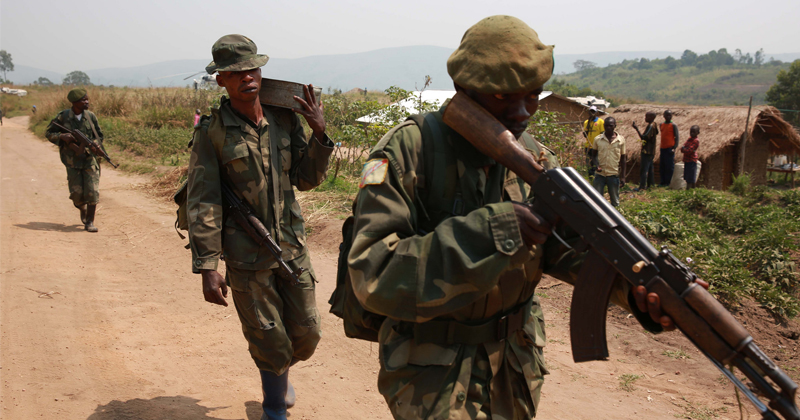 Four Soldiers, At Least 13 Rebels Killed in DRCongo: Army
