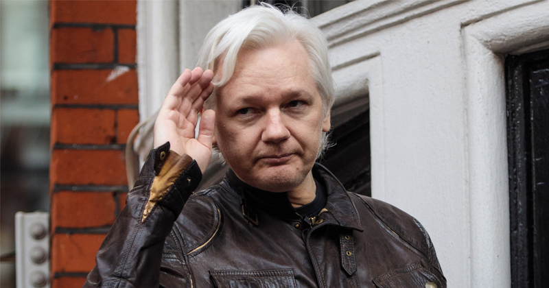 Julian Assange's Living Conditions Deteriorate – More Akin to Stasi-Era Dissident Than an Award-Winning Publisher With Asylum