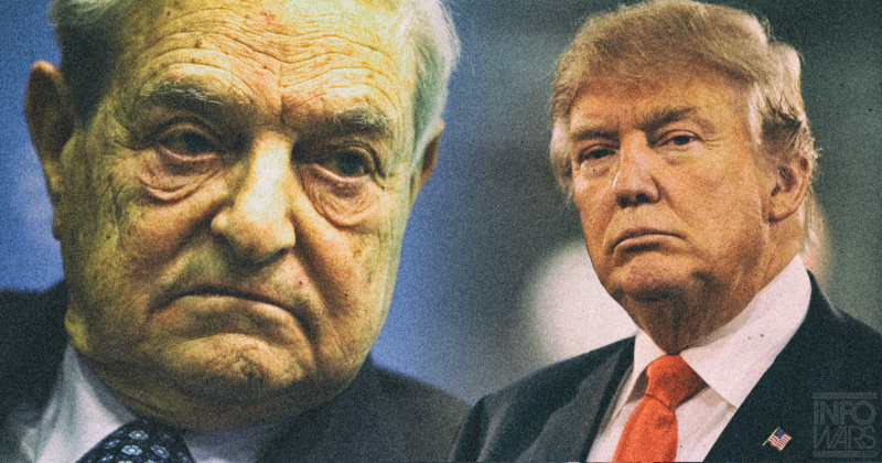 """Image for George Soros: """"Remove Zuckerberg From Facebook Now… He'll Get Trump Re-elected"""""""