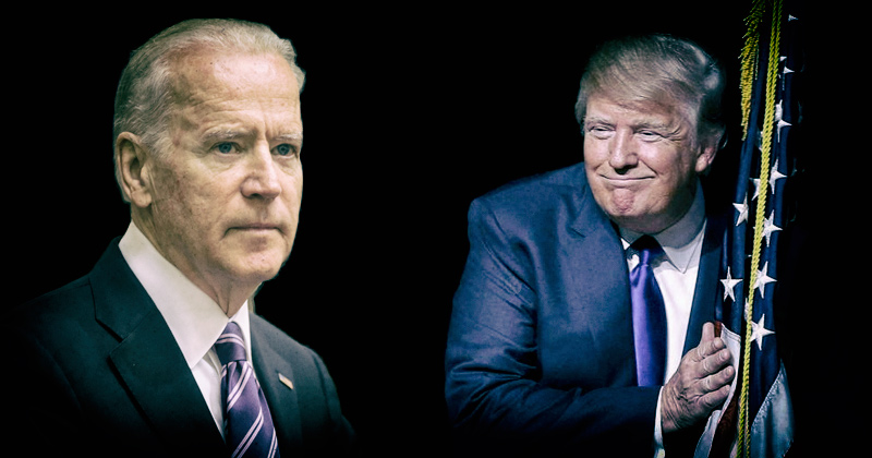 Image for 2016 Lies All Over Again! Biden Launches Campaign With Fake Polls Showing Him 8 Points Ahead Against Trump