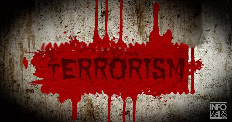Image for Journalist Asks Alex Jones, 'Are You A Terrorist?'