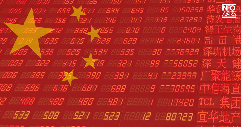 Image for Watch Live: Chinese Debt Threatens World Economy