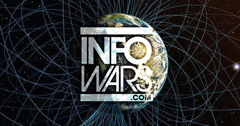 Image for Alex Jones' Statement On Infowars Being Taken Down!