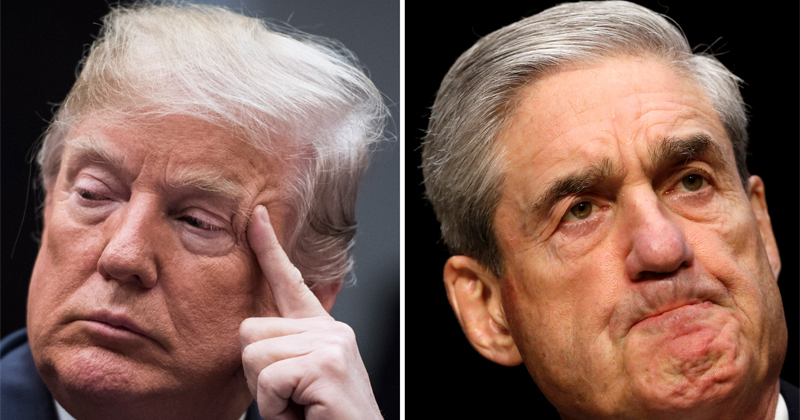 Image for Trump Rips Special Counsel Mueller Over Deleted Strzok-Page Texts
