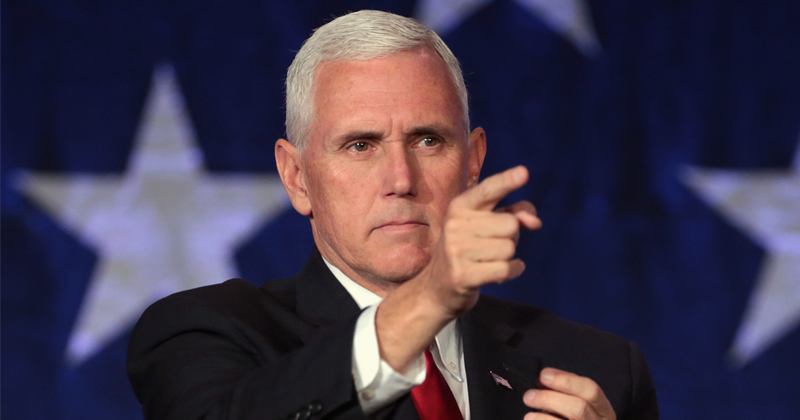 Image for Trump claims Democrats could be funding migrant caravan as Pence blames 'leftist groups'