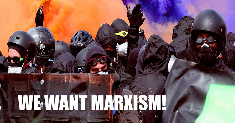 Image for Exclusive: UT Professor Says 'Essential To View America Through A Marxist Lens'