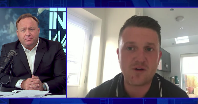 Image for World Exclusive! Tommy Robinson: I Expect To Be Sent Back To Prison / Ready To Die For The Truth