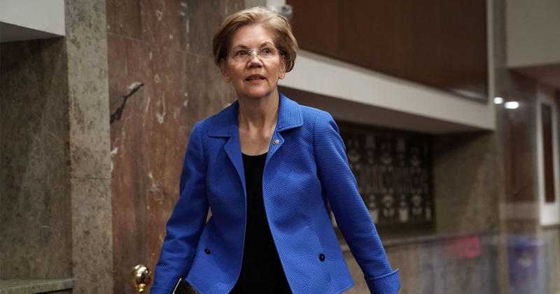 Image for 'Capitalist to My Bones': Left Stunned After Warren Declares Herself Pro-Free Market