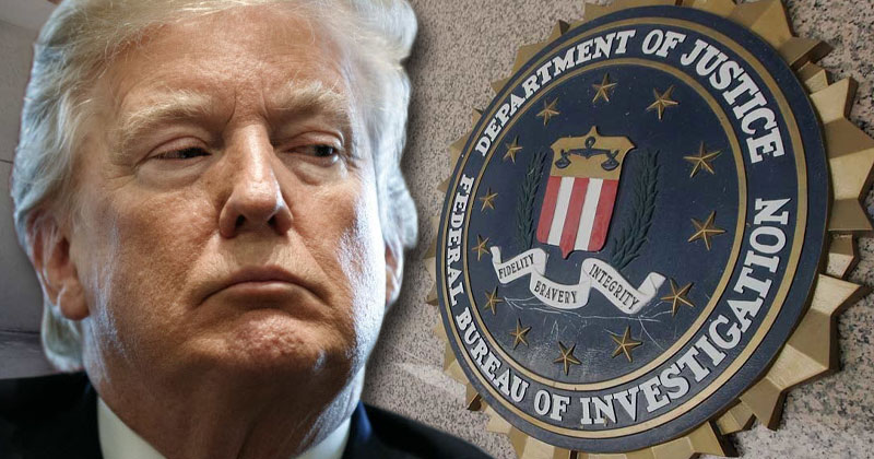 NYT Reveals FBI Coup Against President Trump Based on Rumors