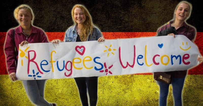 """Image for German Police Lie About Migrant Crime Statistics to """"Preserve Peace"""""""
