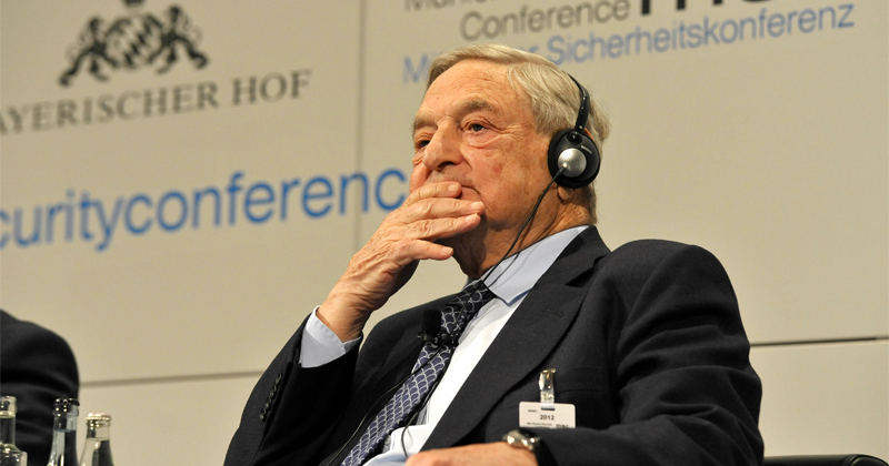 Image for Soros Foundation to Quit Hungary by End-August