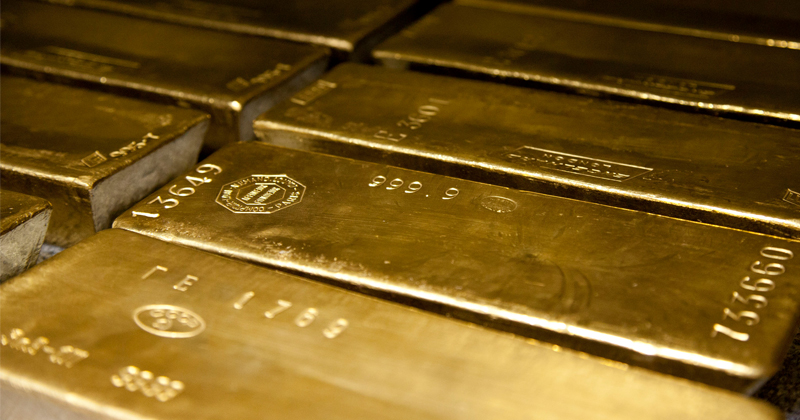 Image for Russia Surpasses China in Gold Holdings