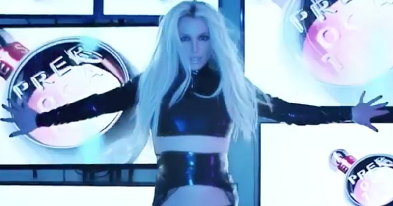 Image for Britney Spears Debuts Gender Neutral Perfume
