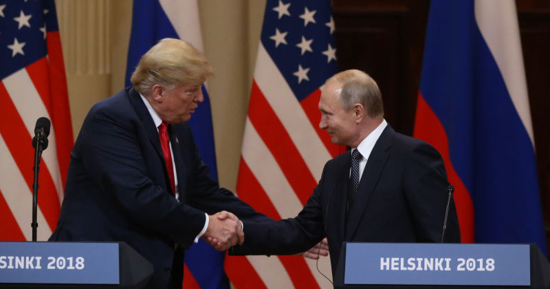 Image for The Mueller Indictments and The Trump-Putin Summit: Triumph of the Deep State?