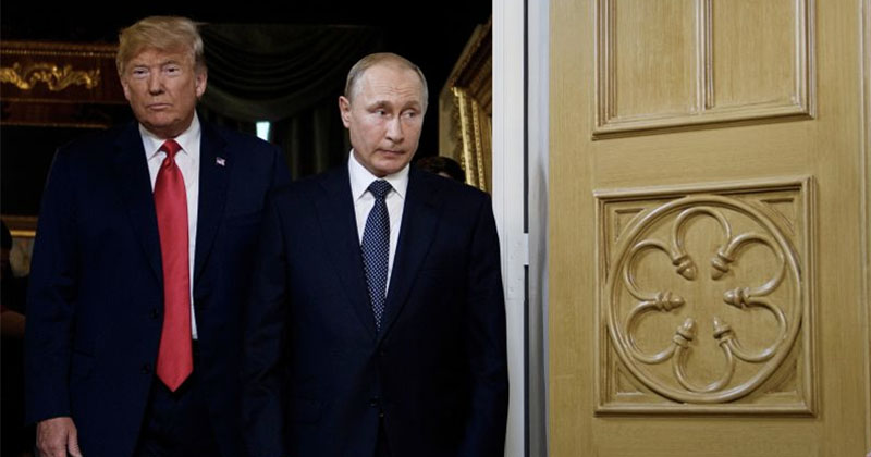 Image for Putin Denies Russia Interference in 2016 U.S. Election