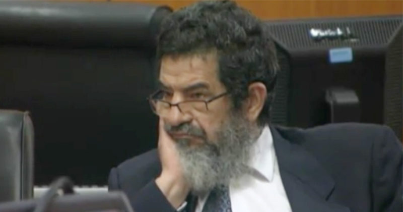 Image for Muslim Father Sentenced to Death for 'Honor Killings' of Son-in-Law and Daughter's Friend