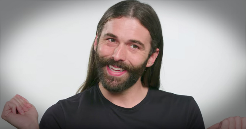 Image for Liberals Attack 'Queer Eye' Star For Tweeting 'Not All Republicans Are Racist'