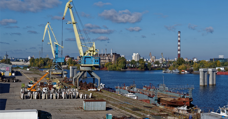 Image for Russian Ships End Cargo Route to Ukraine After Tanker Detaining