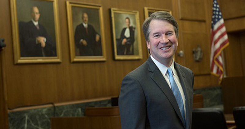 Image for Dems Threaten to Sue for Kavanaugh Docs