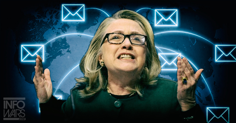 Image for State Department Admits Security Over 30 Security Breaches Related To Clinton Emails