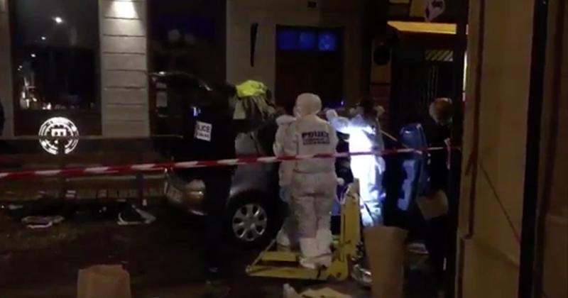 Nimes Feria terror: Driver shouting 'allahu akbar' ploughs into crowd in south France