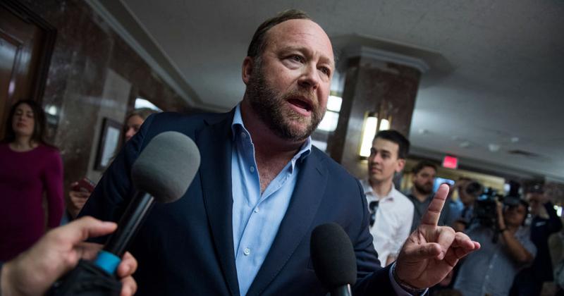 Image for Alex Jones Live at The Google Treason Hearings in Washington D.C.