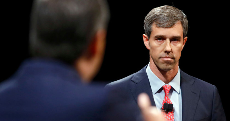Image for Beto Denies Fleeing DWI Crash Scene Despite Police Report