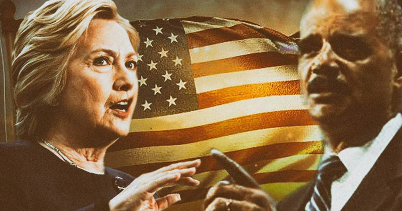 Image for Hillary And Holder's War On America