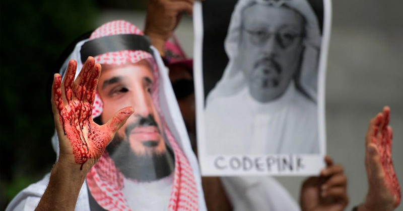 Image for Now Live: Is Saudi Journalist Killing A False Flag? – Banned 2018 Midterm Election Coverage