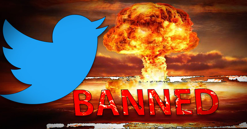 Image for Twitter Goes Nuclear, Bans 18 Infowars-Linked Accounts – Watch The Forbidden Content Here