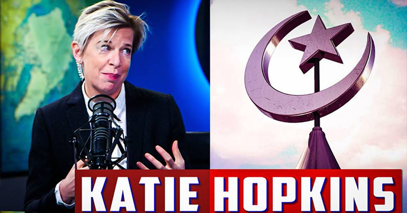 Image for Katie Hopkins: Islam's Political Party To Be Established In The US