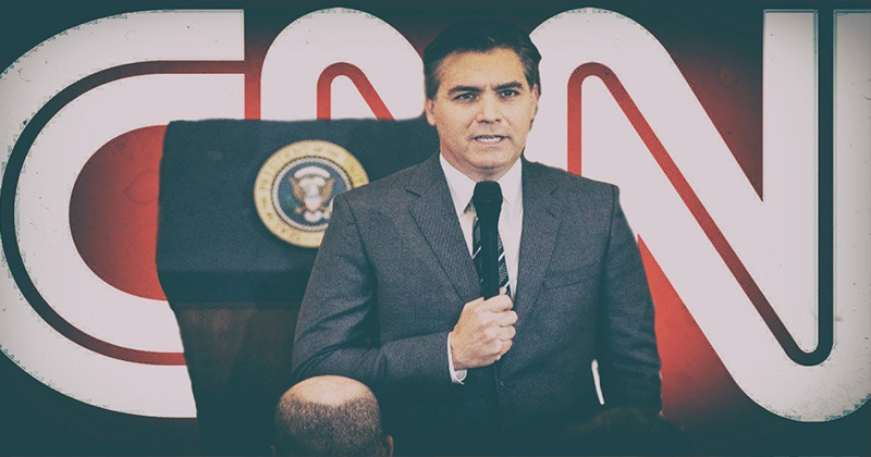 Image for Judge Rules Acosta Can Continue Harassing The White House