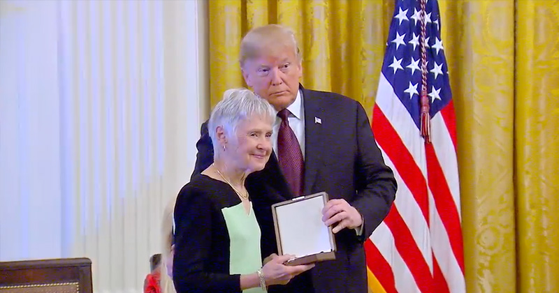 Image for Watch: President Trump Presents the Medal Of Freedom