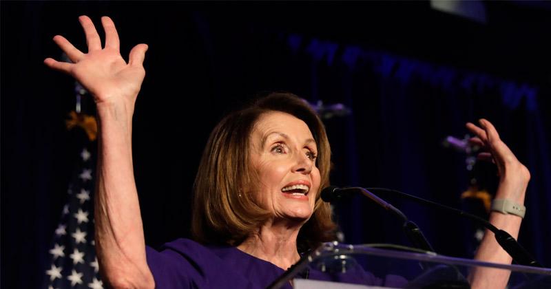 Image for CNN Declares Pelosi the 'Original Badass Woman of Washington'