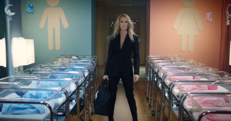 WATCH: Celine Dion Launches 'Gender Neutral' Kids Fashion Line