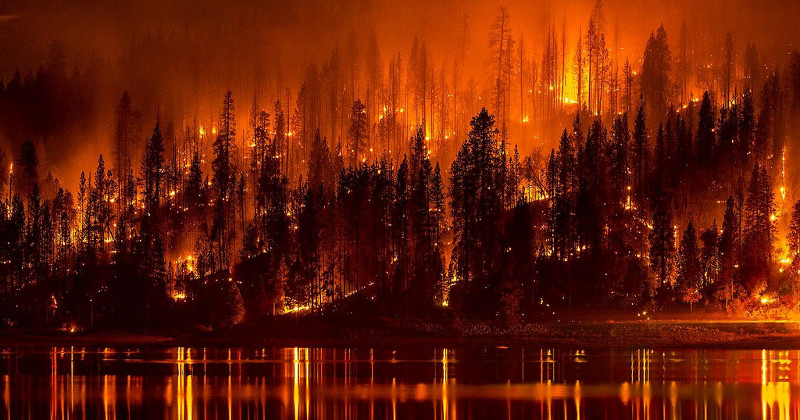 Image for Watch Live! California Wildfires: Gov't Mismanagement Or Staged Man-Made Disaster?