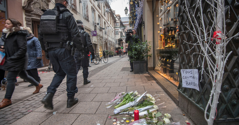 Image for Anyone Celebrating Strasbourg Attack Will Be Arrested – Italian Leader
