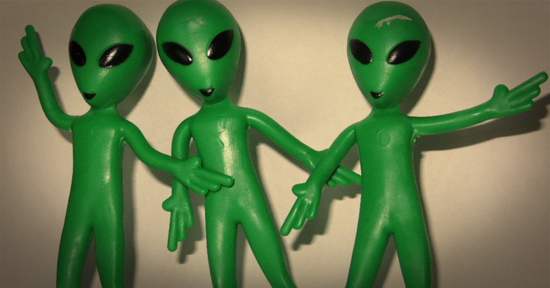 Image for German Scientists Urge to Stop Sending Signals Into Space to 'Capitalist Aliens'