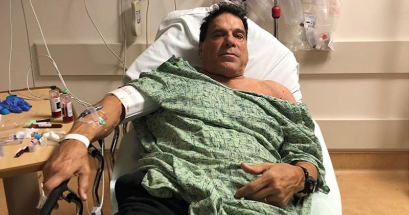 Image for Deadly And Ineffective: Lou 'The Hulk' Ferrigno Hospitalized After Pneumonia Vaccine