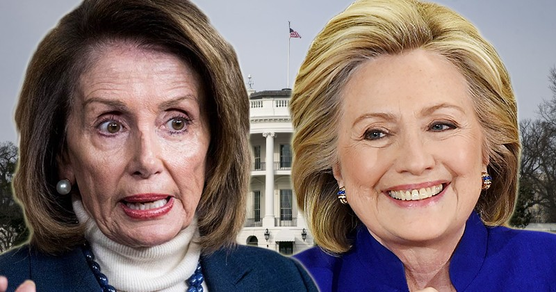 Image for Roger Stone Warns of Deep State Coup to Install Pelosi Then Hillary as President