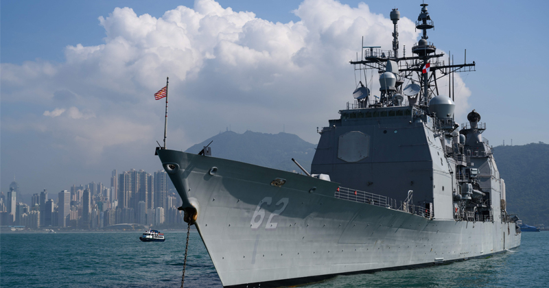 Image for Potential US Navy Presence Near Taiwan Escalates Chinese Tensions