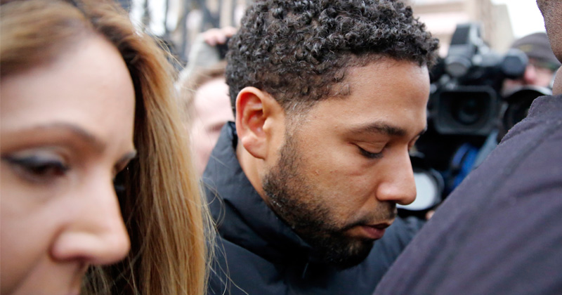 Image for Jussie Smollett Hoax, The Whole Story – Share This Full-Length Video