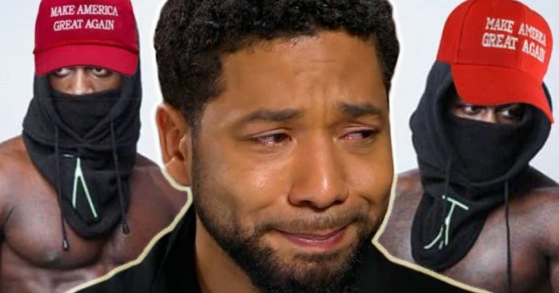 Image for Jussie Smollett is a Complete Idiot