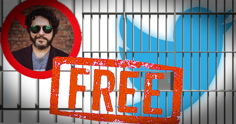 """Image for Twitter Admits Error, Reinstates Infowars News Director's Account, Leaves """"Offending"""" Tweets"""