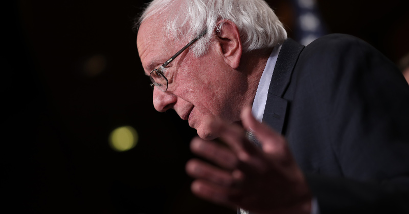 Image for Dems Howl After Bernie Refuses to Recognize Guaido as Venezuela's Leader