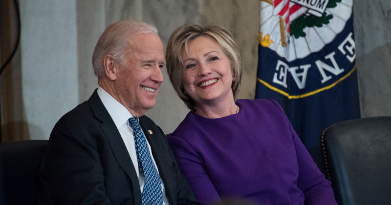 "Dems Fear Biden ""Weaker Candidate Than Hillary"""