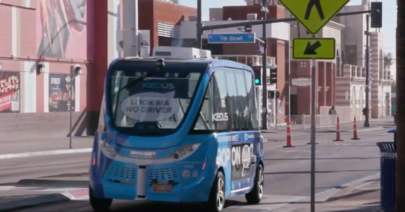Image for Driverless Buses Will Soon Begin Operating in Orlando