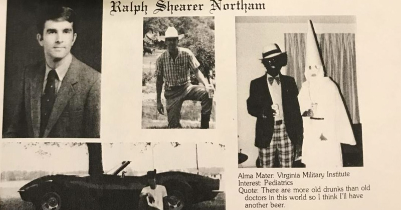 Image for Northam's Blackface/KKK Photo Investigation Finds No Answers