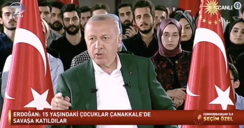 "Image for Islamist Tyrant Erdogan Threatens New Zealanders They'll Return in ""Coffins"" if They Visit Turkey"