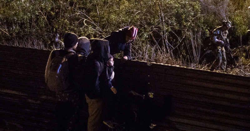 Image for Illegal Immigration Emergency: Thousands Released from Custody, System On Brink of Shutdown